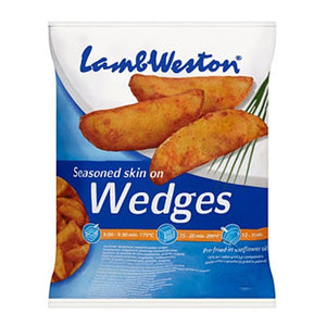 Lamb Weston Seasoned Potato Wedges 2.5kg