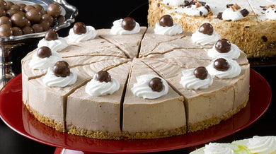 Patisserie Royale Malteaser Cheesecake