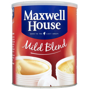 Maxwell House Mild Blend Coffee 750g