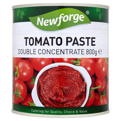 Newforge Tomato paste double concentrate 800g