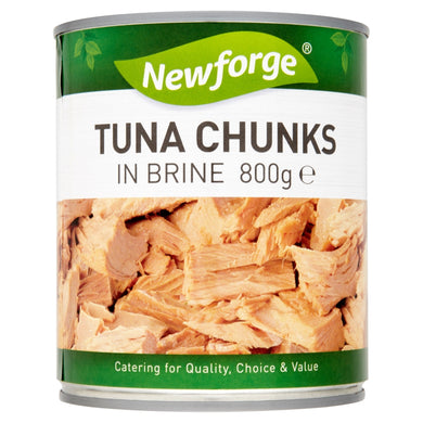 Newforge Tuna in Brine 800g