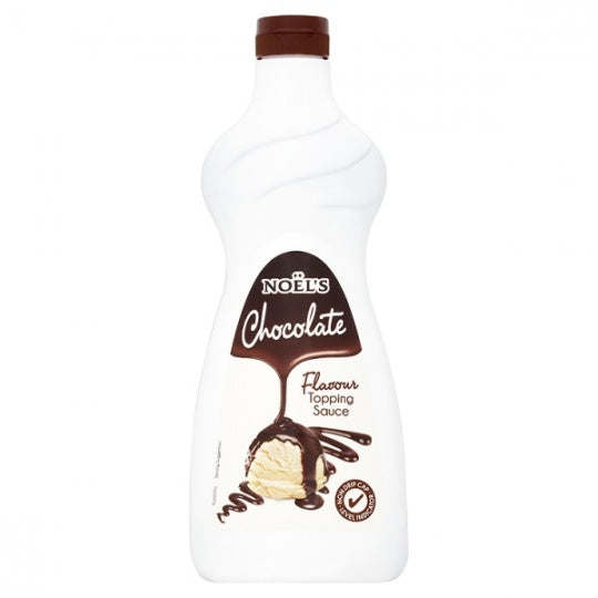 Noël's Chocolate Flavour Topping Sauce 1kg