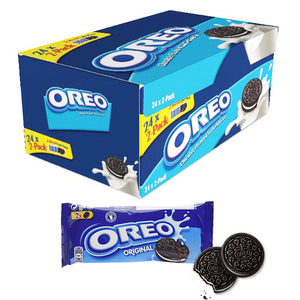 Oreo Snack Pack Box 24 x 2 Pack