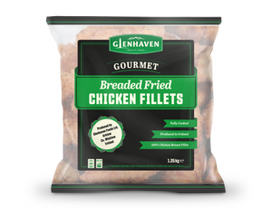 Glenhaven Plain Chicken Fillets 8 Pack