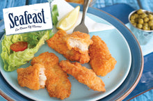 Load image into Gallery viewer, Seafeast Crispy Fish Goujons 1kg