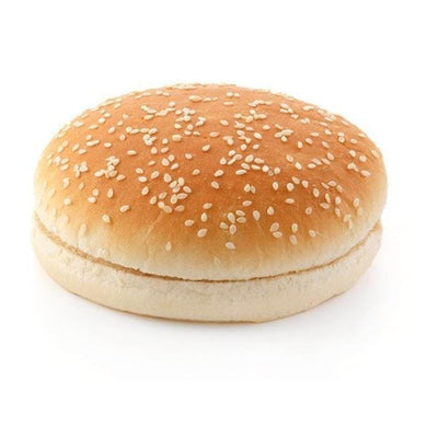 Johnston Mooney & O'Brien Seeded Burger Buns 6 pack