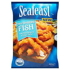 Seafeast Crispy Shredded Fish 450g