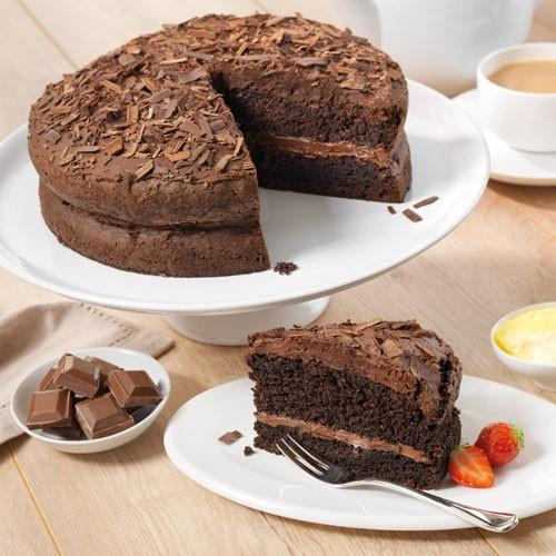 Sidoli Gluten Free Chocolate Cake 14 Portion