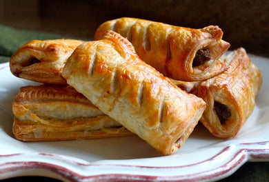 Sausage Rolls 10 Pack