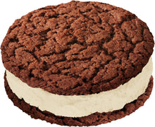 Load image into Gallery viewer, Coolhull Farm Chocolate Vanilla Ice Cream Sandwich