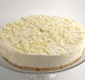 Coolhull Farm White Chocolate Cheesecake