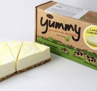 Coolhull Farm Lemon Cheesecake 7 Portion
