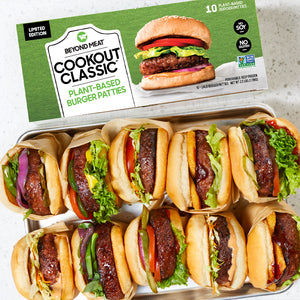 Beyond Meat Burger 113g 10 Pack