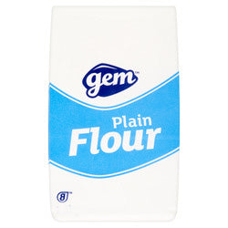 Gem Plain Flour Large Bag 16kg