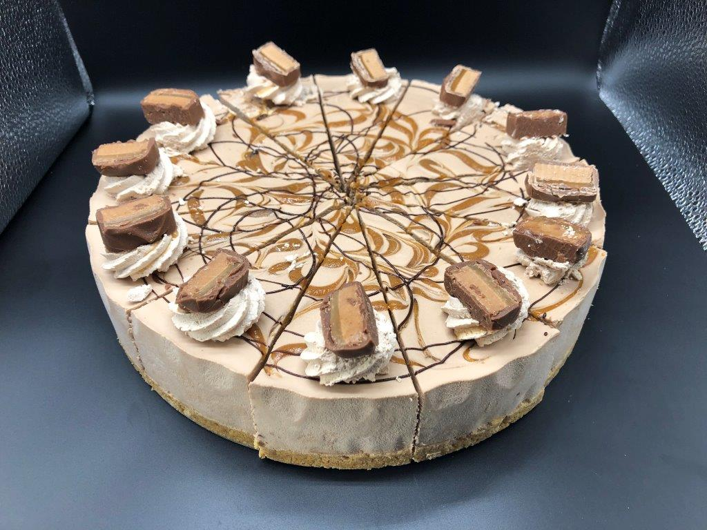 Patisserie Royale Mars Bar Cheesecake