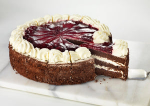 Patisserie Royale Black Forest Gateau 14 Portions