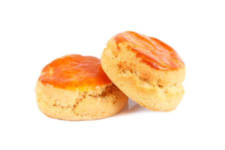 Irish Country Cuisine Large Handmade Plain Scone 5 Pack