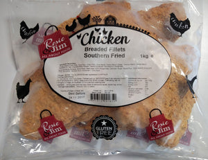 Rosie & Jim Southern Fried Chicken Fillet 8 Pack