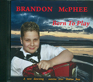 Brandon McPhee - Born To Play