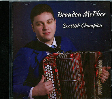 Brandon McPhee - Scottish Champion