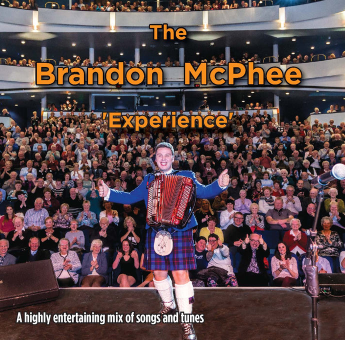 Brandon McPhee - The Brandon McPhee Experience
