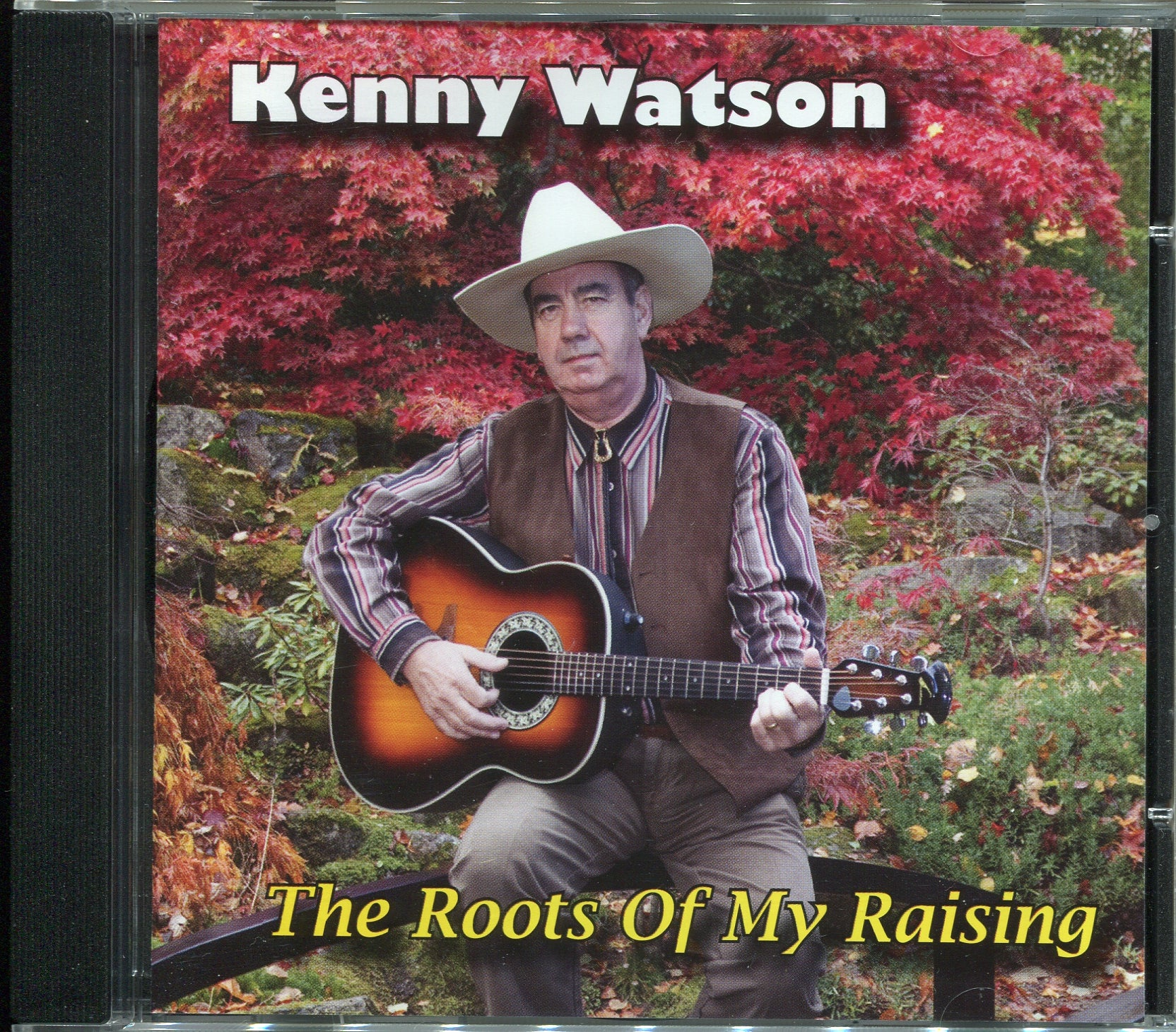 Kenny Watson - The Roots Of My Raising