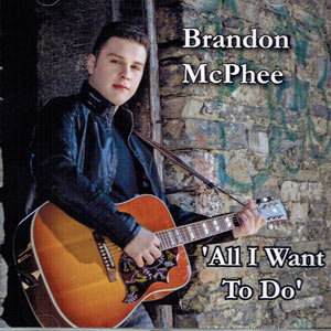 Brandon McPhee - All I Want To Do