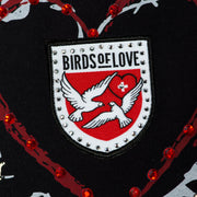 "T-SHIRT ""MY LOVE STORY"" DAMEN t-shirt birdsoflove"
