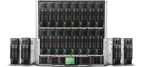 HPE Proliant CTO Blade Servers