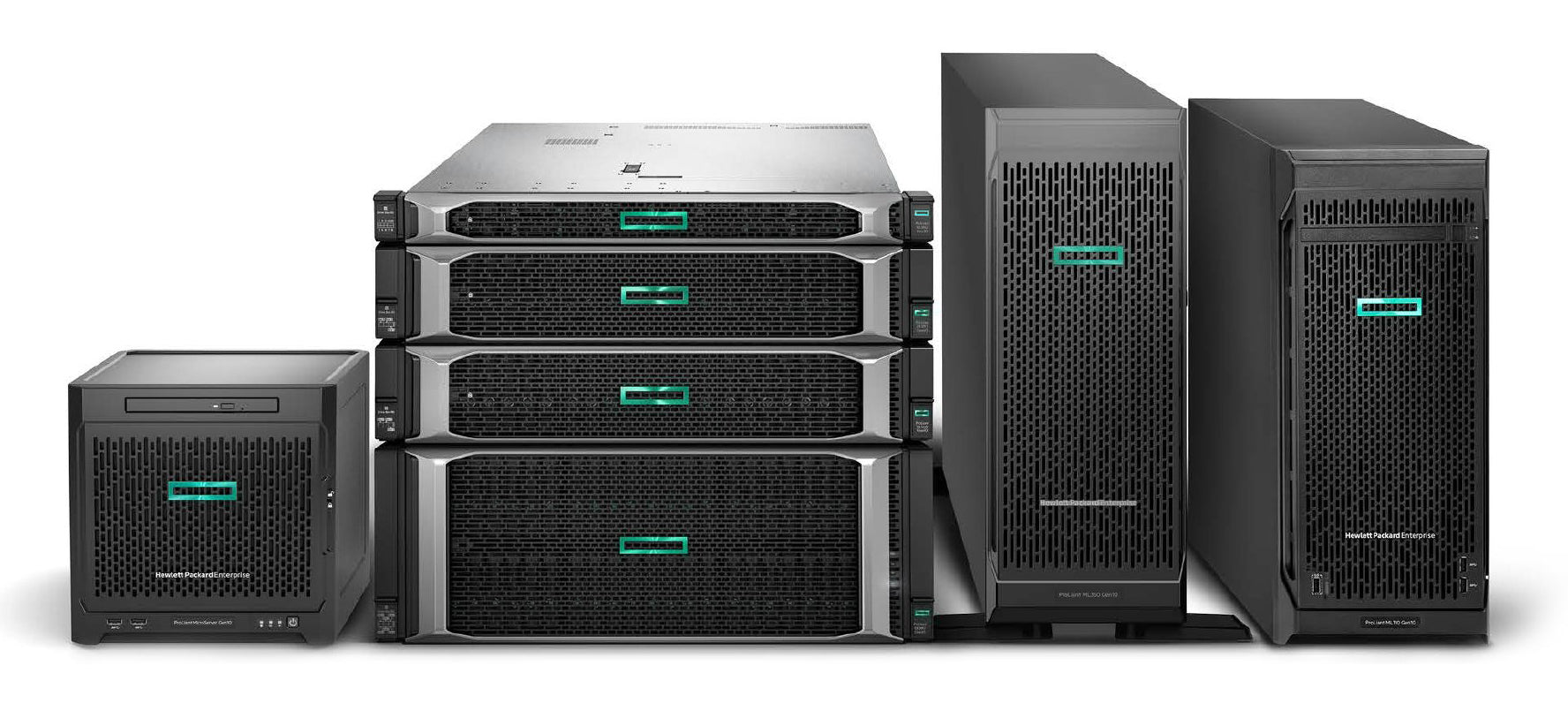 Refurbished HP Servers
