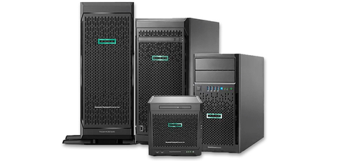 HPE Proliant CTO Tower Servers