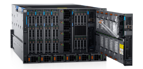 Dell PowerEdge CTO Blade Servers
