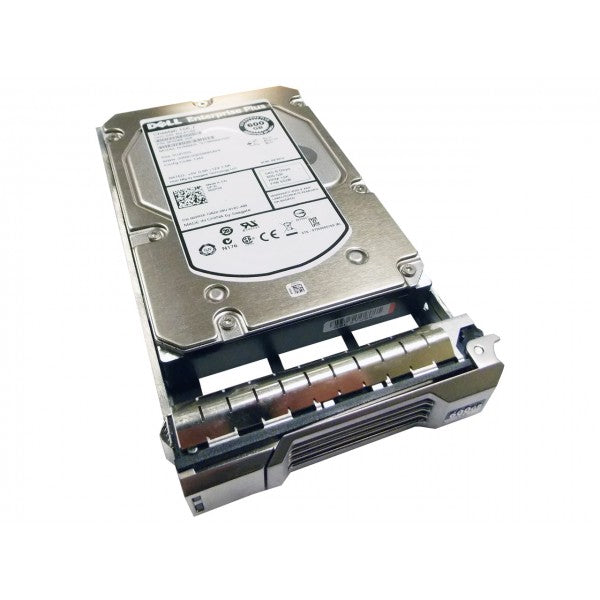"EqualLogic 3.5"" 600GB SAS Hard Drive 15K - 6Gbps - 16MB Cache (02R3X) with PS4100 & PS6100 Tray"