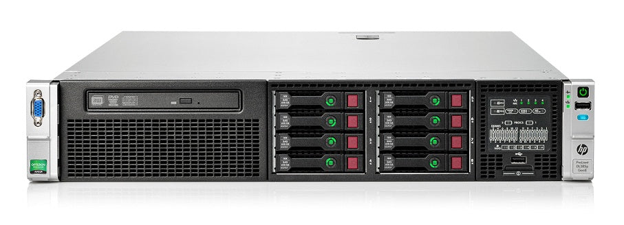 653203-B21 - HPE ProLiant DL385p Gen8 8SFF Server Chassis