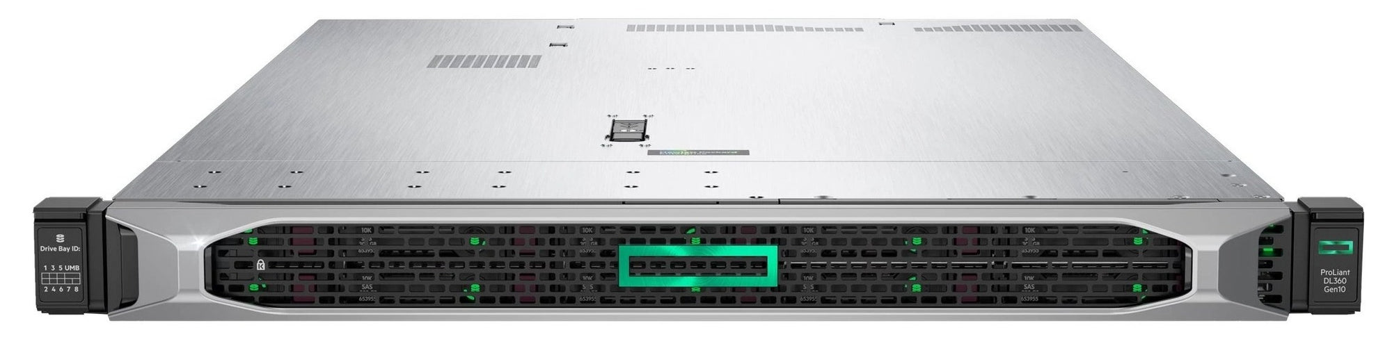 Refurbished HPE ProLiant DL360 Gen10 Configure to Order Rack Server