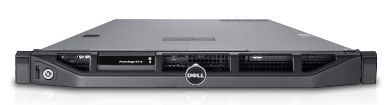 Dell PowerEdge R210 CTO Rack Server