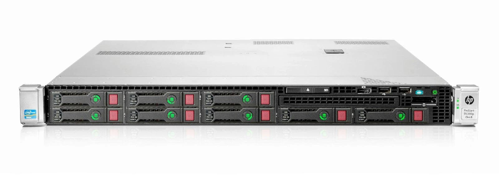 654081-B21 - HPE ProLiant DL360P Gen8 8SFF Server Chassis