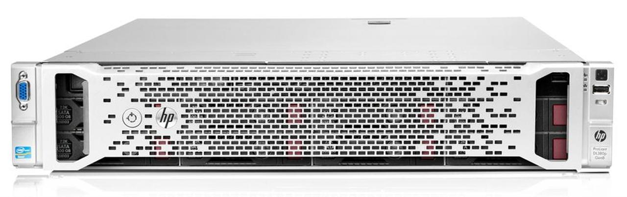 HPE ProLiant DL380p Gen8 CTO Rack Server