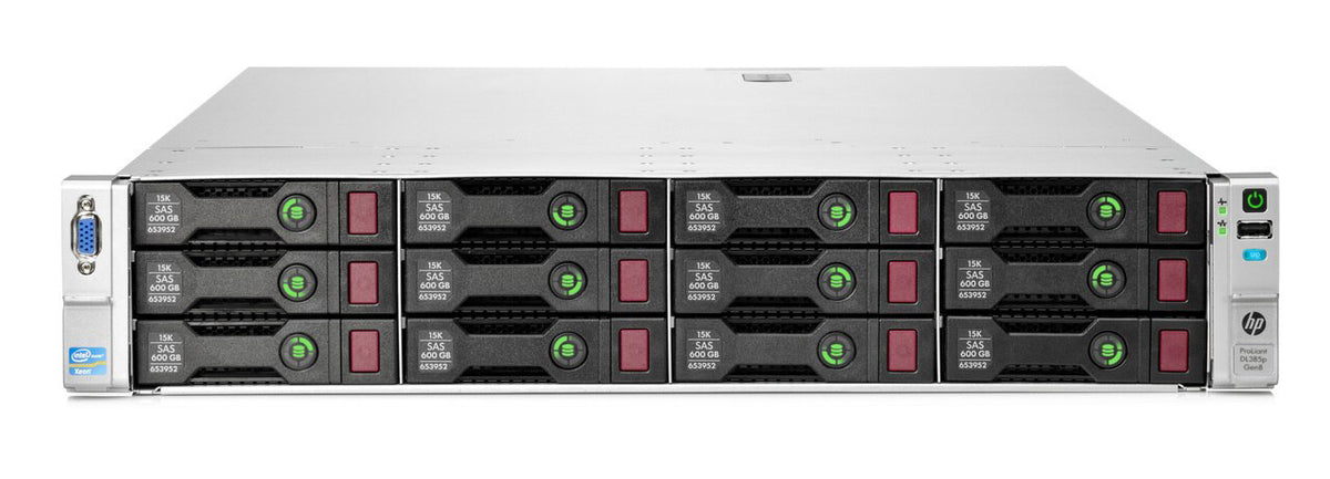 669805-B21 - HPE ProLiant DL385p Gen8 12LFF Server Chassis