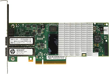 593717-B21 - HPE NC523SFP 10Gb 2-port Server Adapter