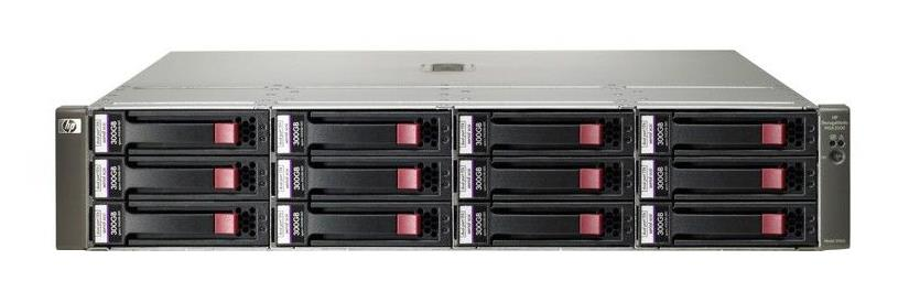 AP838B - HPE P2000 3.5-in Drive Bay Chassis