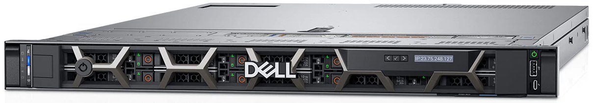 Dell PowerEdge R640 CTO Rack Server