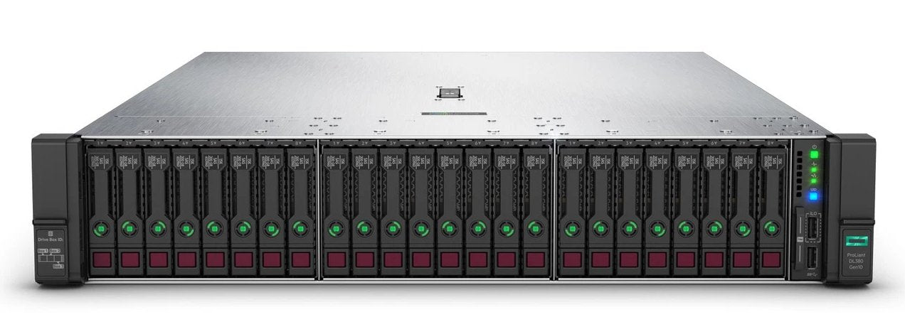 P19719-B21 - HPE ProLiant DL380 Gen10 24SFF NC Server Chassis