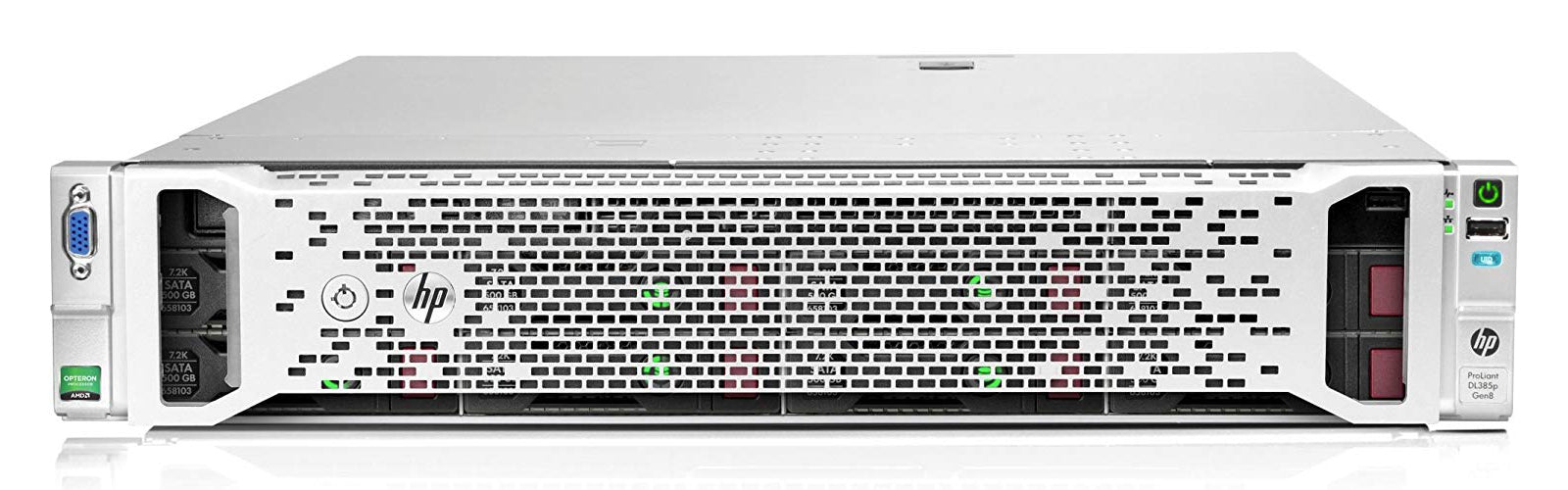 Refurbished HPE ProLiant DL385p Gen8 Configure to Order Server