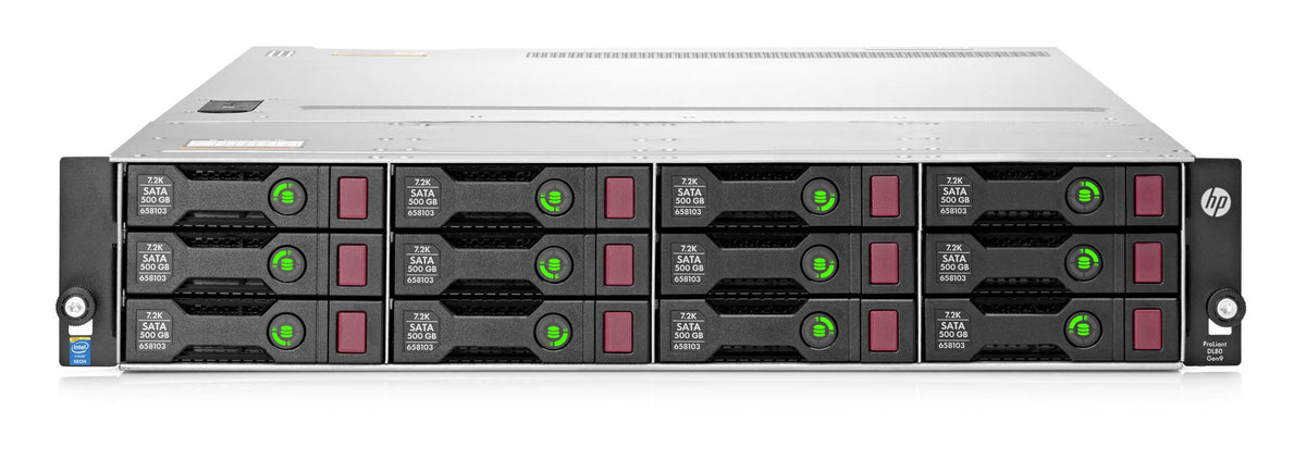 787217-B21 - HPE ProLiant DL80 Gen9 12LFF Server Chassis