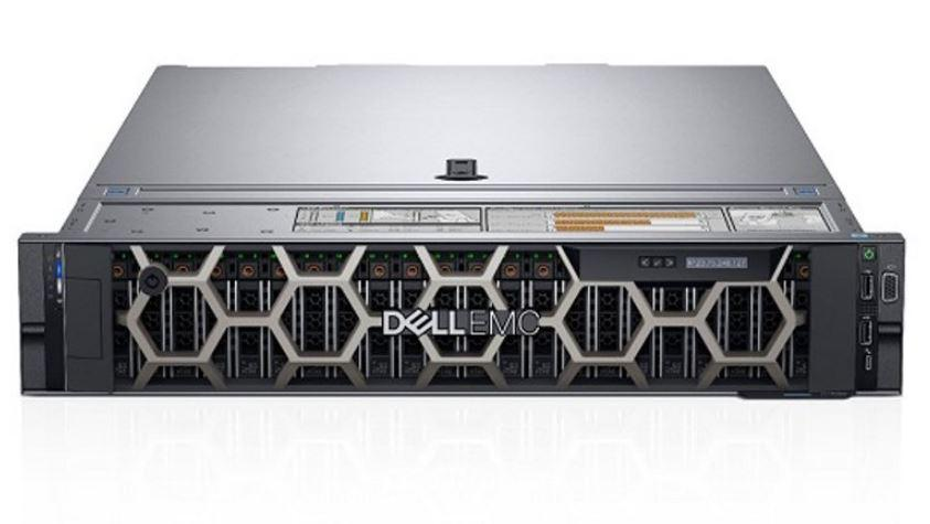 "Dell PowerEdge PER740XD Rack Server Chassis (24 x 2.5"" U.2 NVMe SSD)"