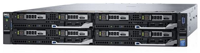 Dell PowerEdge FC630 CTO Blade Server