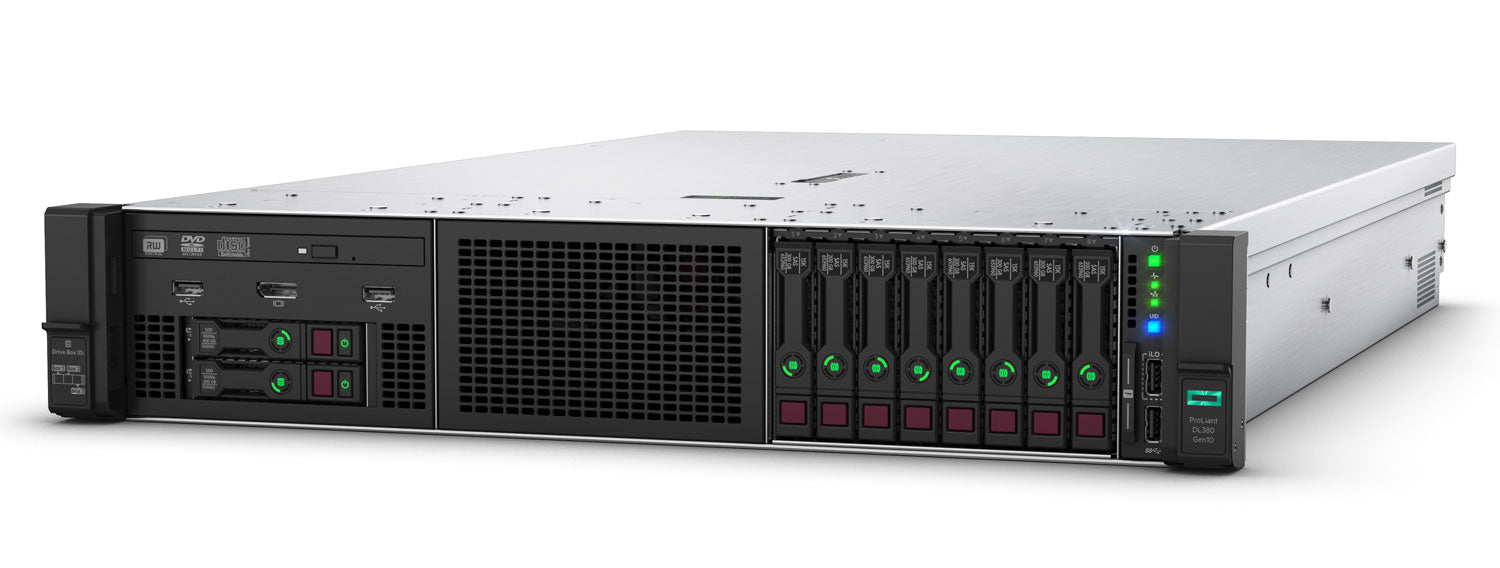 P19720-B21 - HPE ProLiant DL380 Gen10 8SFF NC Server Chassis