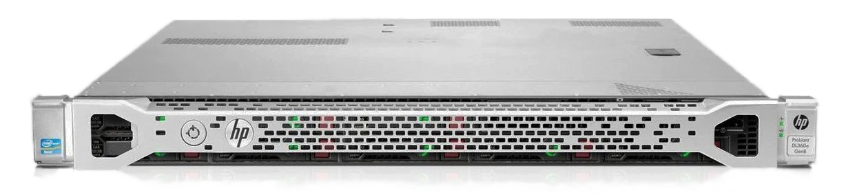 HPE ProLiant DL360e Gen8 CTO Rack Server