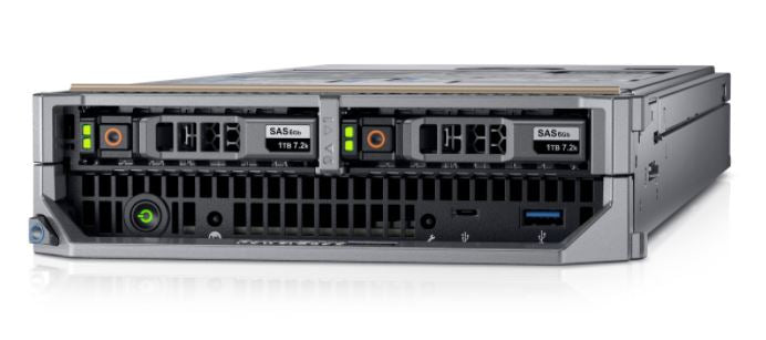 Dell PowerEdge M640 CTO Blade Server (for PE M1000e or VRTX)